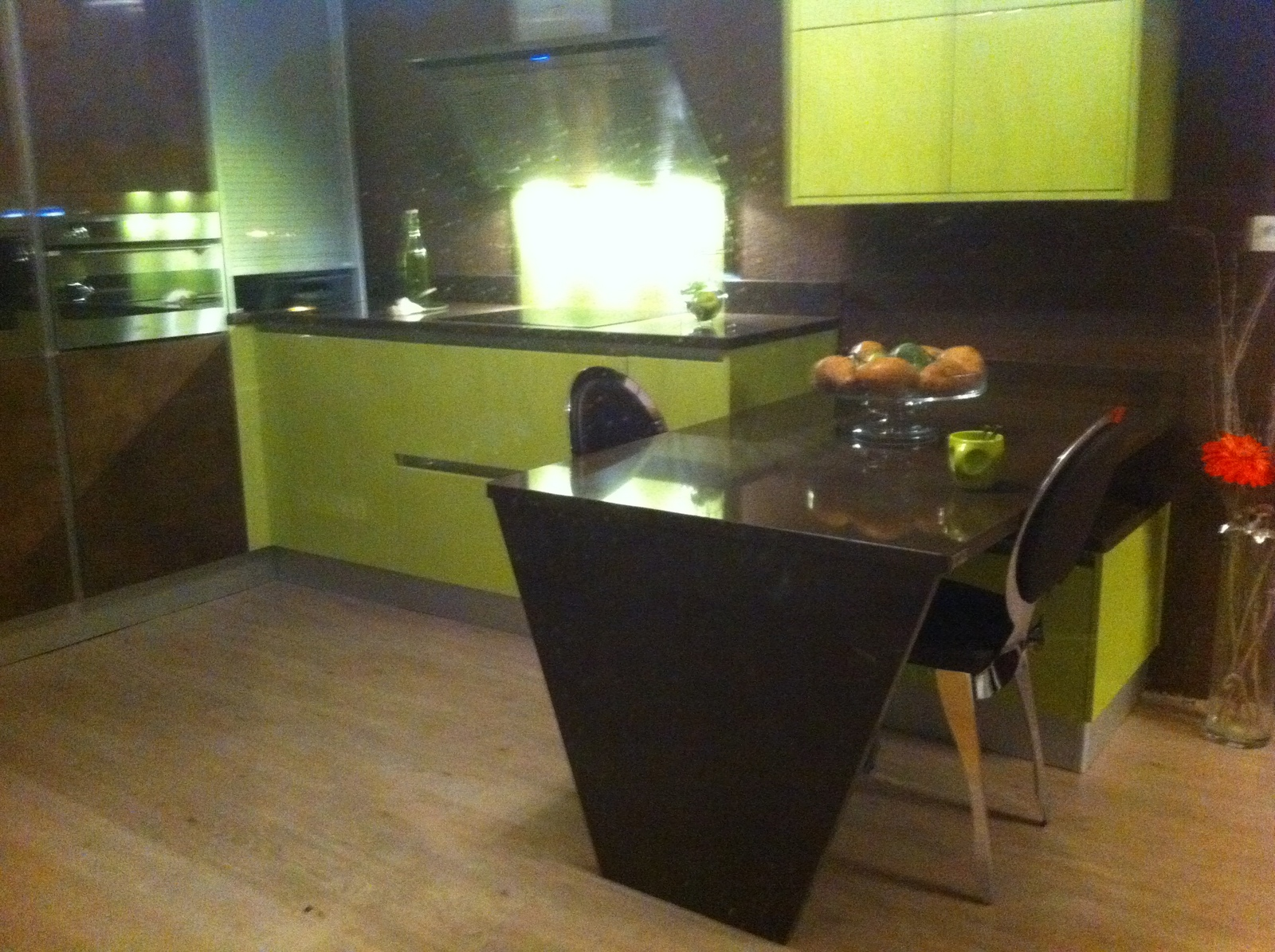 jambage de table en quartz 33