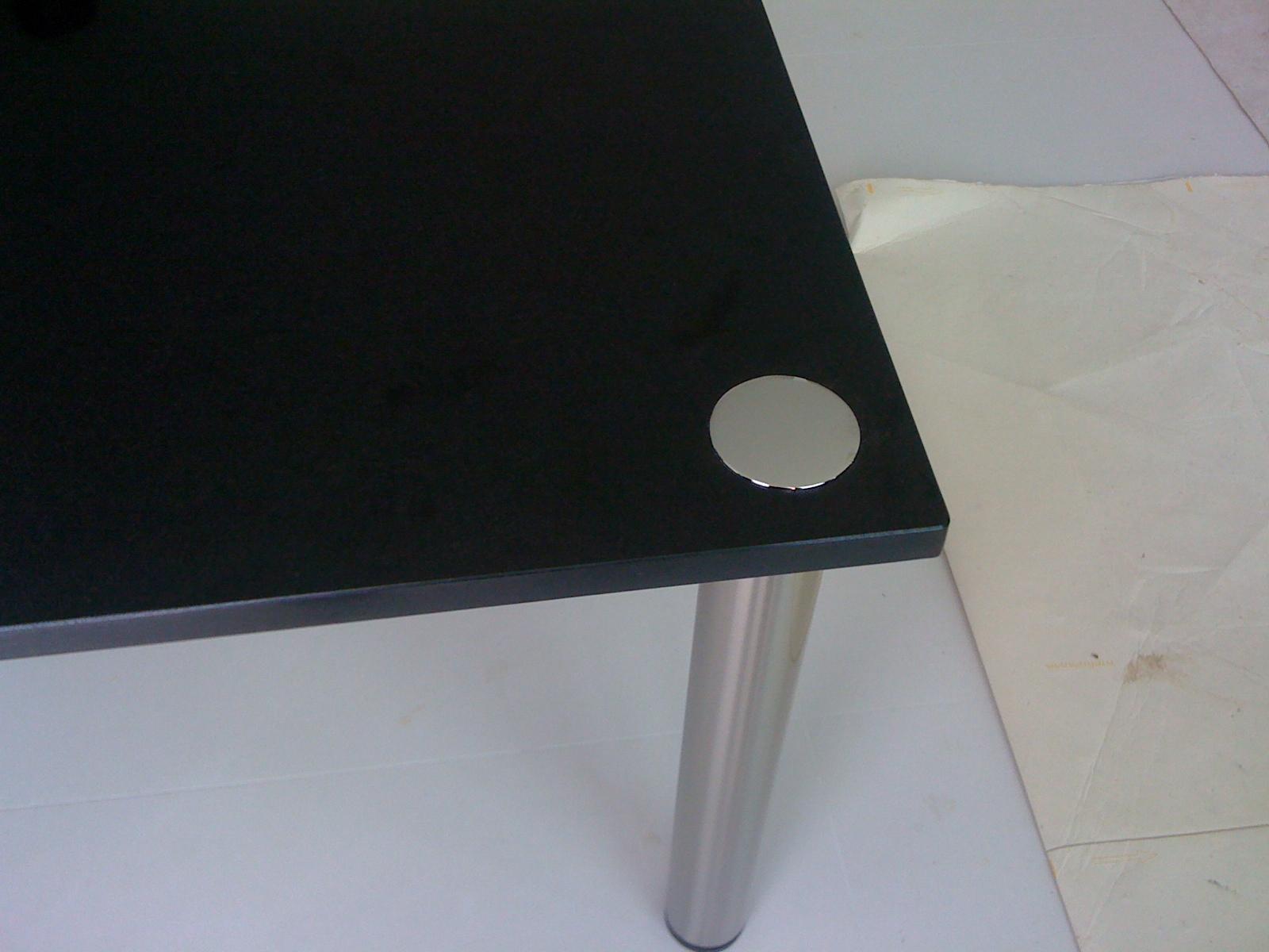 Cliquez with pied inox plan de travail for Pied de table en anglais