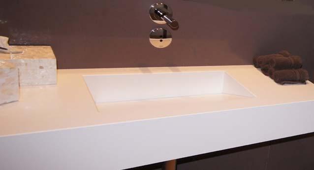 cuve pour salle de bain en quartz 33