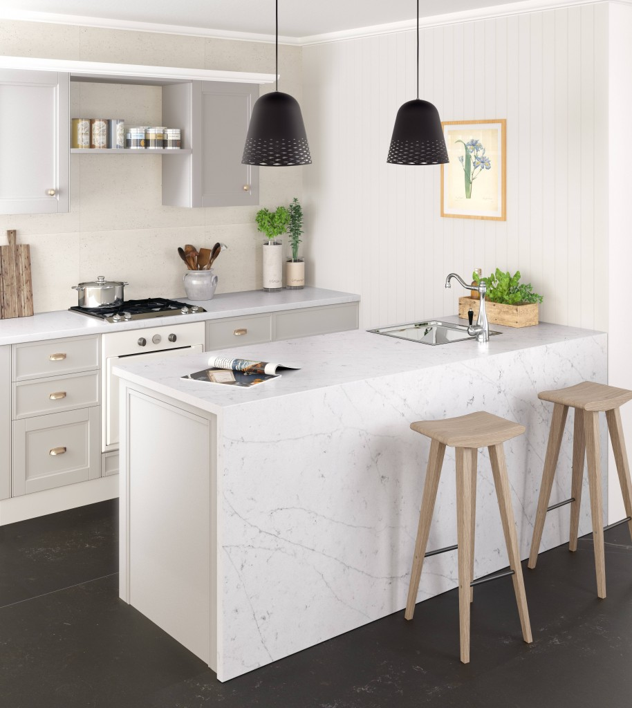 nouvelle collection de quartz silestone bordeaux