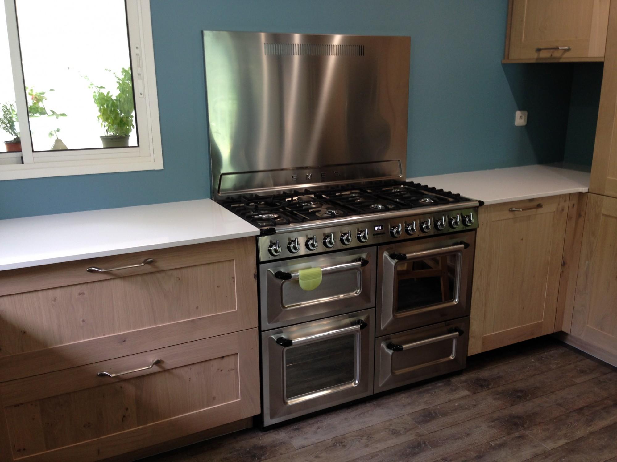 rénover sa cuisine avec un plan de travail en quartz 40