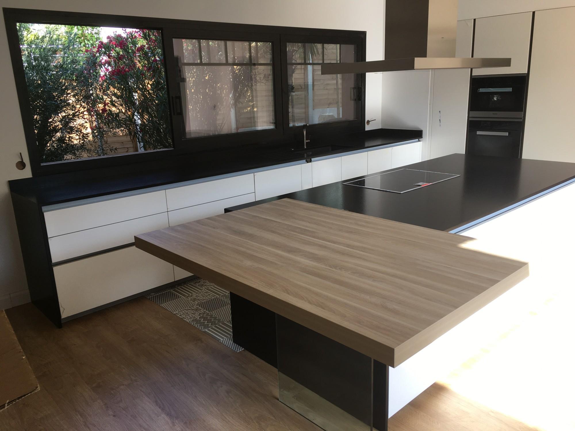 Plan De Travail Cuisine En Granit Noir plan de cuisine en granit