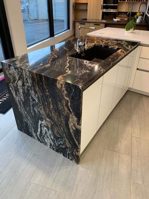Revetement Plan De Travail En Granit Quartz Dekton Merignac