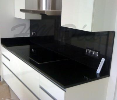 acheter un plan de travail en granit noir sur bordeaux et ses environs bordeaux hm deco. Black Bedroom Furniture Sets. Home Design Ideas