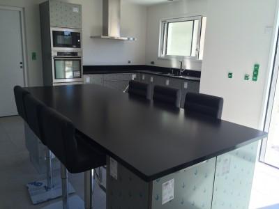 table de cuisine en quartz 40
